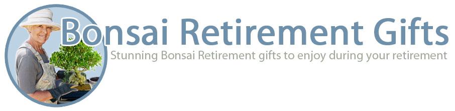 Retirement Bonsai Gifts Header