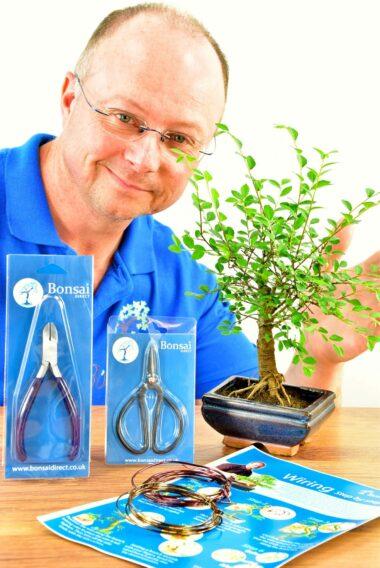 Baby Bonsai Kit - Pruning & Wiring