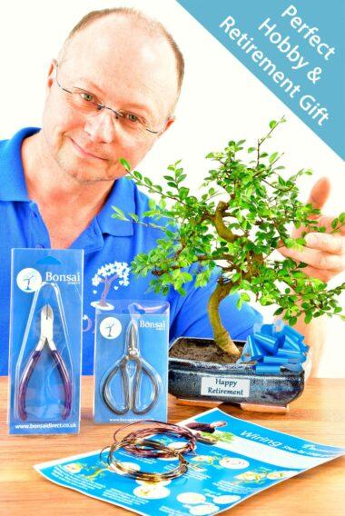 Bonsai Wiring Kit - Retirement Gift