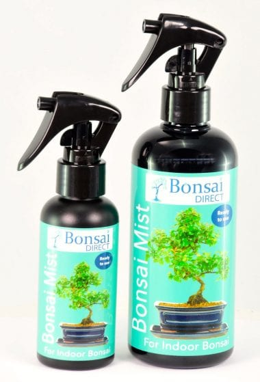 Plant Invigorator/Bonsai Mist- 100ml or 300ml Ready to use trigger spray