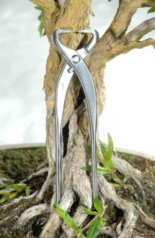 Stainless Steel Trunk Splitter (Bonsai Tool T45)-0