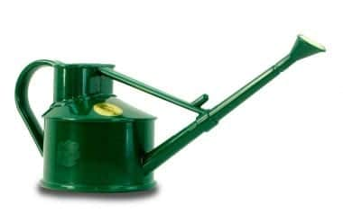 Forest Green Watering Can