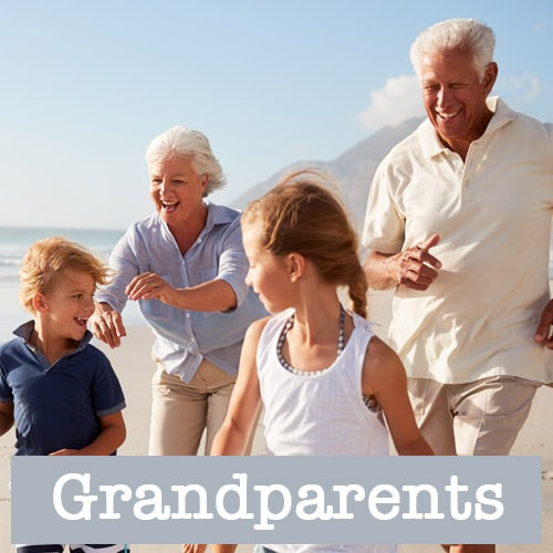 Gifts for special grandparents
