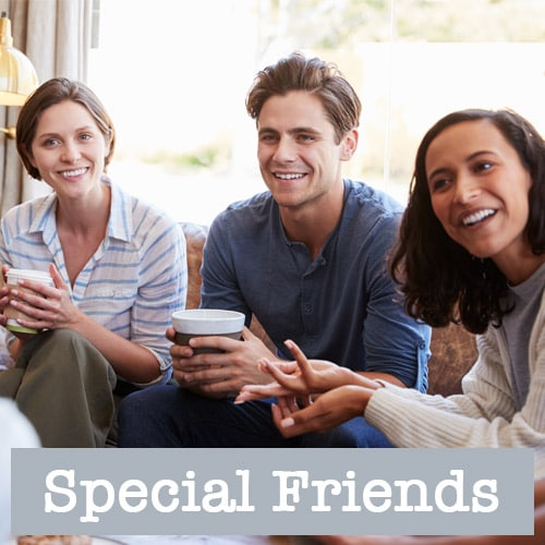 Magical gifts for special friends